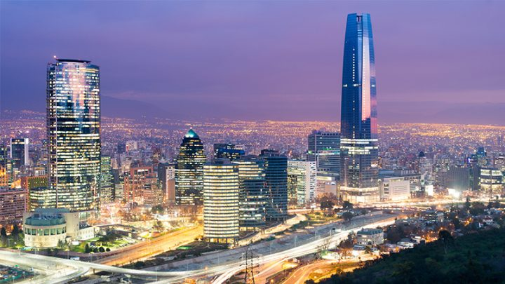 FRISS goes LatAm - Santiago de Chile