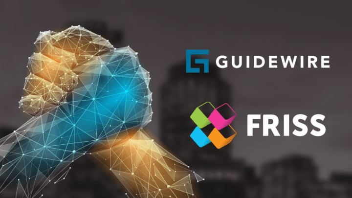 FRISS first InsurTech to Commit to Offer Plug-and-play Fraud Detection via Guidewire DevConnect