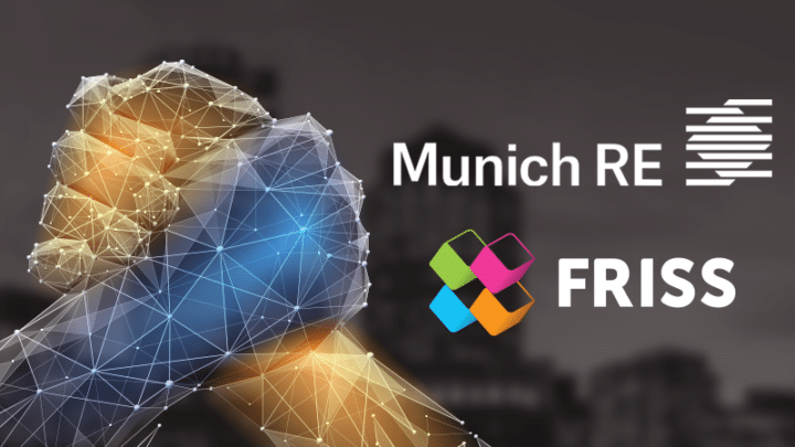 FRISS and Munich Re enter in global agreement